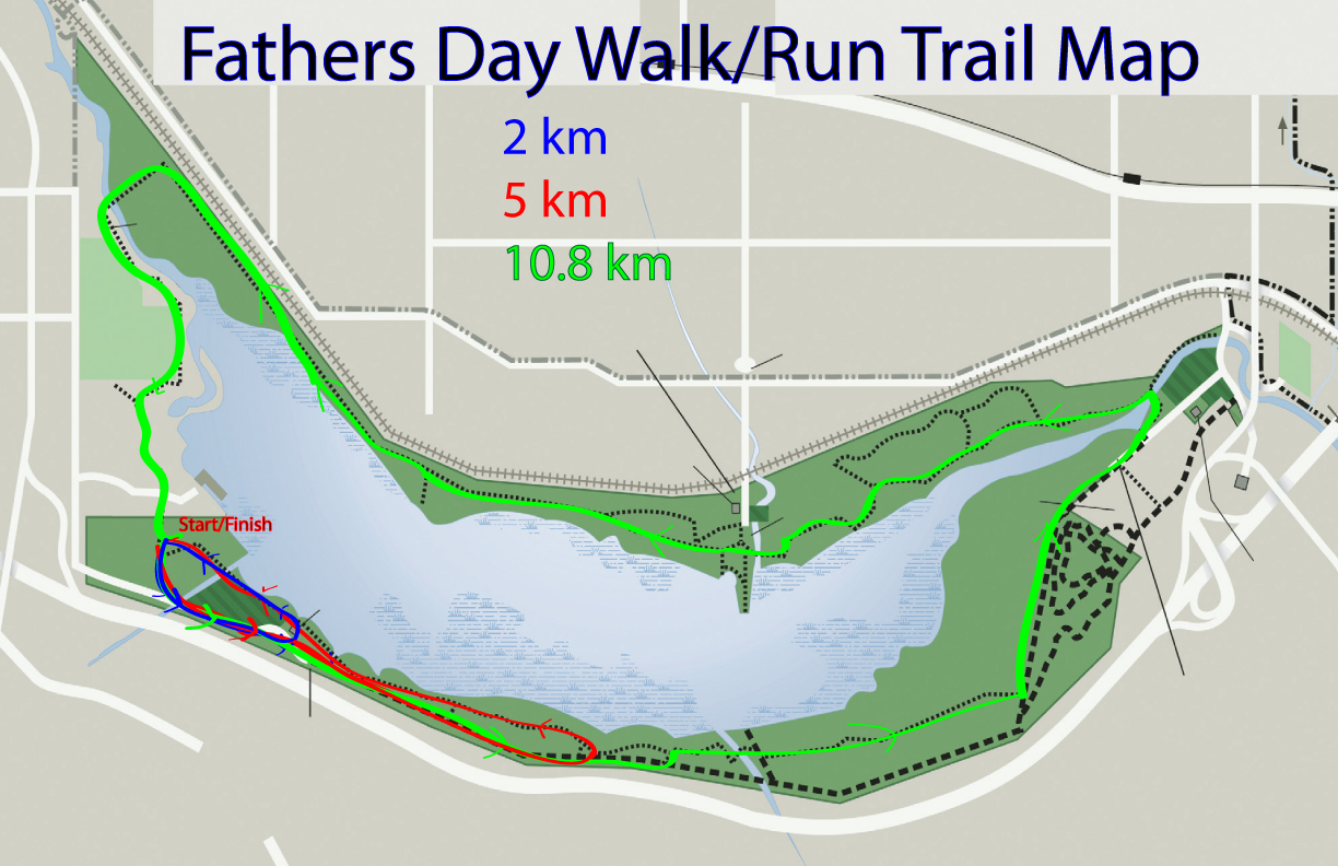 Location Fathers Day Walk Run For Prostate Cancer